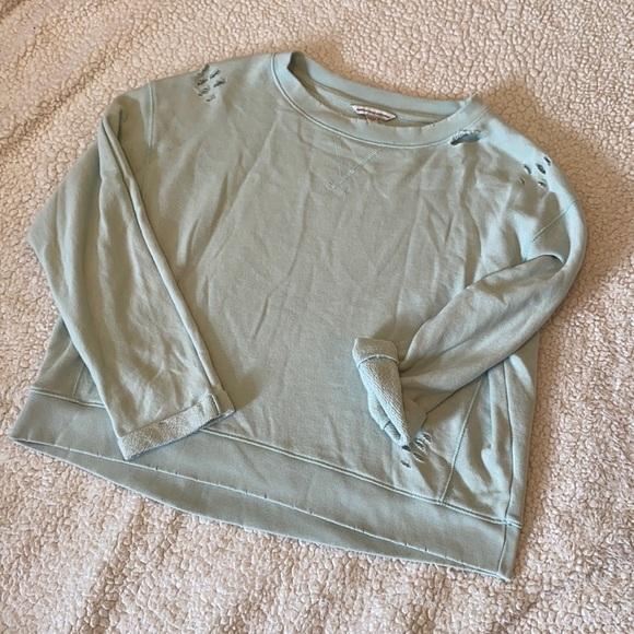Vintage Style American Eagle Mint Sweatshirt in S